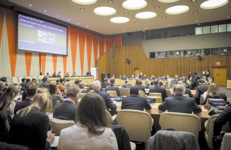 L'opérationnalisation du Pacte de Marrakech sur la migration examinée par l'ONU