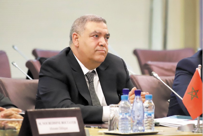 Abdelouafi Laftit : Les dysfonctionnements du monde rural requièrent l'adoption d'une approche globale et intégrée
