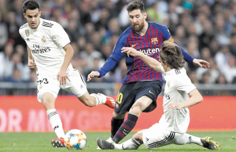 Liga : Second clasico avec le titre comme enjeu