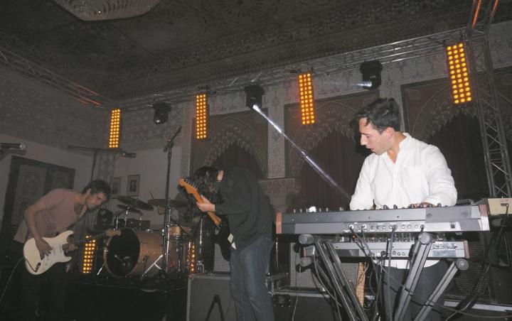 """L'ensemble musical maroco-italien """"Fawda Group"""" émerveille les mélomanes à Addis-Abeba"""