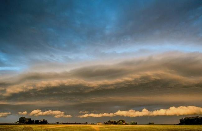 Le réchauffement climatique menace une couche protectrice de nuages