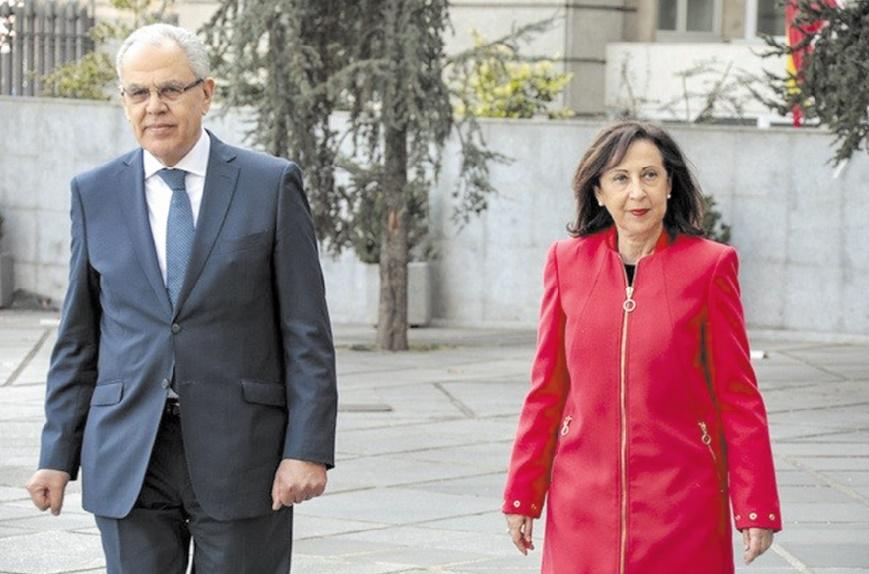 Entretiens maroco-espagnols sur la défense commune