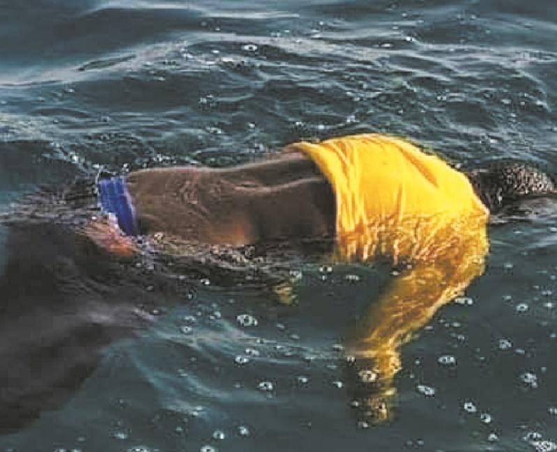 A défaut d'un système d'identification centralisé concernant les migrants irréguliers décédés en mer