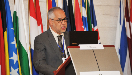 Le Dr Jaouad Mahjour nommé  directeur général adjoint de l'OMS