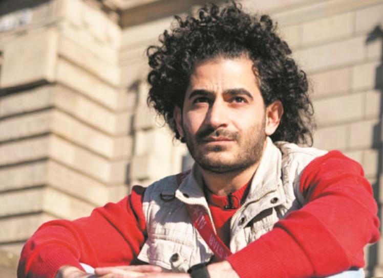 Le théâtre, terre d'asile de Rami, réfugié syrien à Strasbourg
