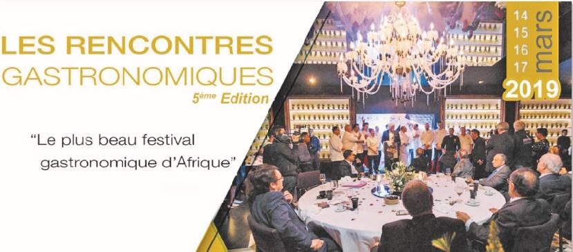 Les Rencontres gastronomiques d'Agadir