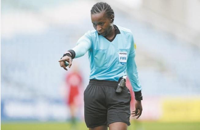 Des arbitres femmes à la CAN U 17