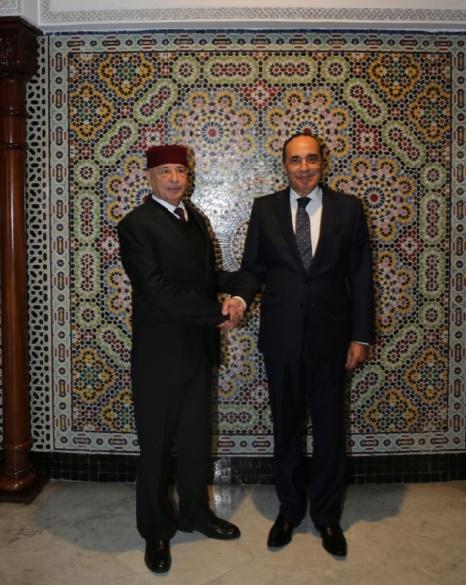 Le président de la Chambre des représentants reçoit des présidents de Parlements des pays de l'OCI