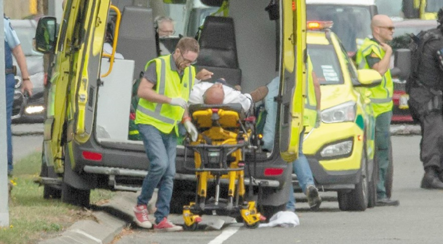 Horreur terroriste en Nouvelle-Zélande