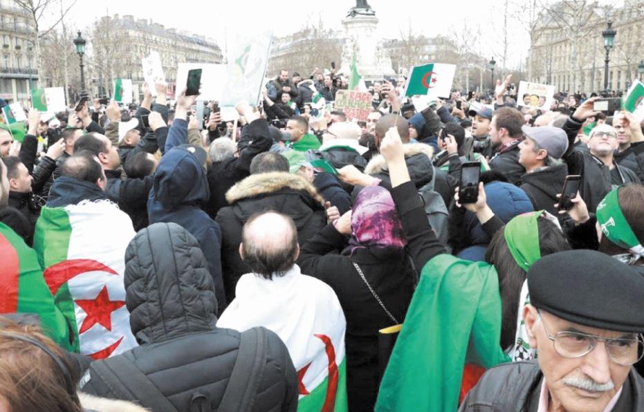 Les opposants au régime algérien en France ne lâcheront pas
