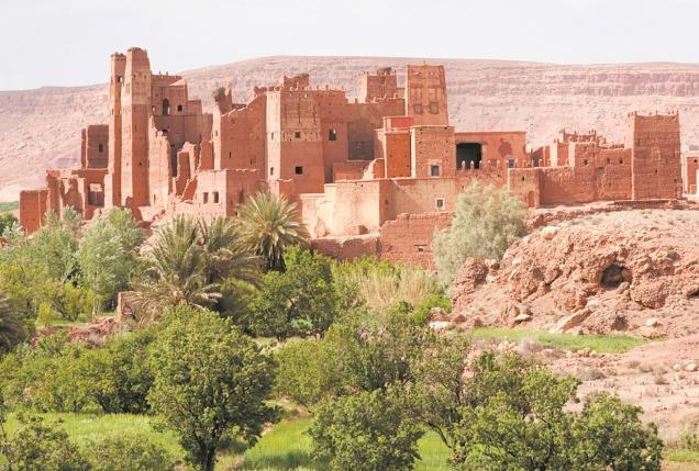 La Kasbah de Tazka à Tafraout inscrite sur la Liste du patrimoine culturel national