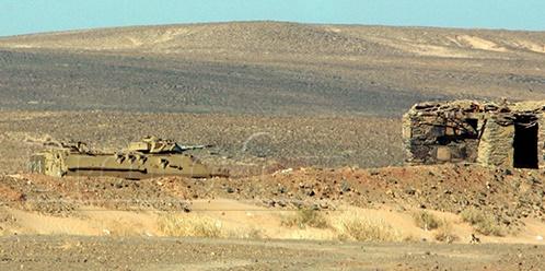Défection au Polisario