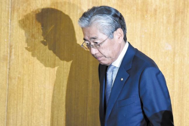 Corruption: L'homme clé des Jeux de Tokyo se retire, à un an de l'évènement