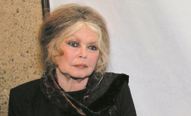Brigitte Bardot pète les plombs