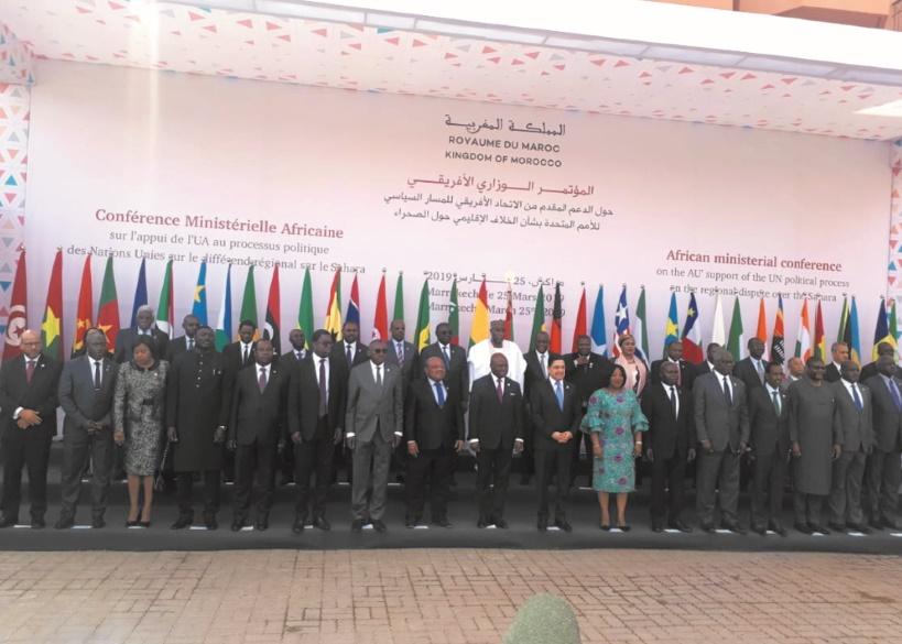 Le Maroc plaide pour la cohérence, la cohésion et l'unité des pays africains