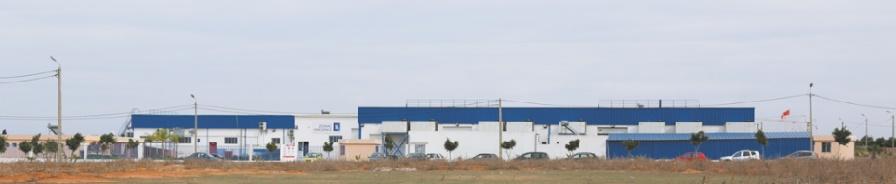 Lancement à Khémisset des travaux d'extension du Parc industriel Aïn Johra