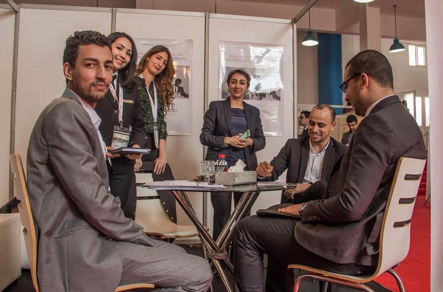 La 25ème édition du Forum EMI-Entreprises, un pont entre étudiants et employeurs