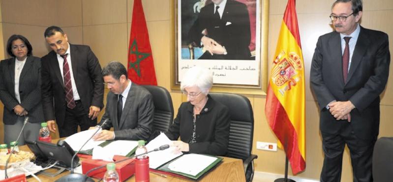 María José Segarra Crespo : La coopération bilatérale favorisée par la relation de confiance entre Rabat et Madrid