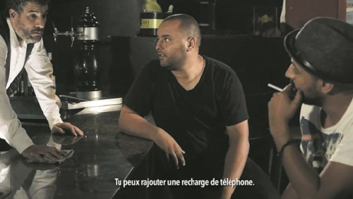 "Projection à Oslo du court-métrage marocain ""Houkak"""
