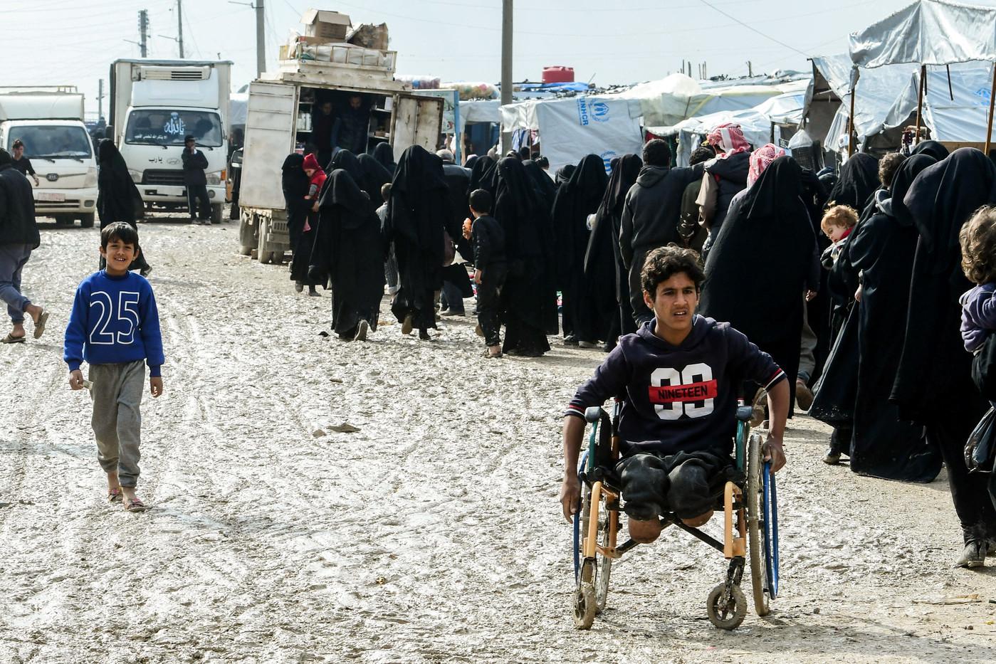 Le camp d'Al-Hol, une poudrière  jihadiste à l'Est de la Syrie
