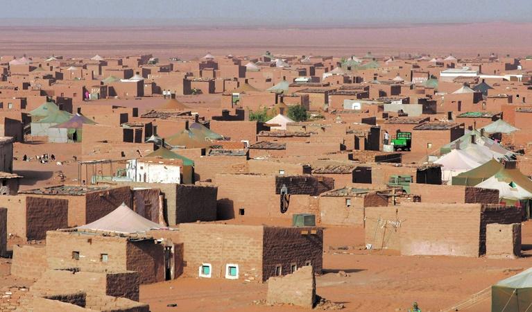 Les camps de Tindouf inondés de tracts réclamant l'autonomie