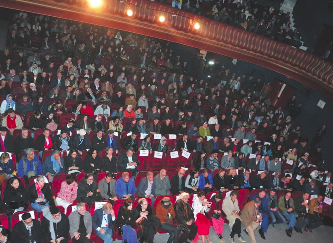 """""""Le vice de l'espoir"""" remporte le Grand Prix du Festival du cinéma méditerranéen de Tétouan"""