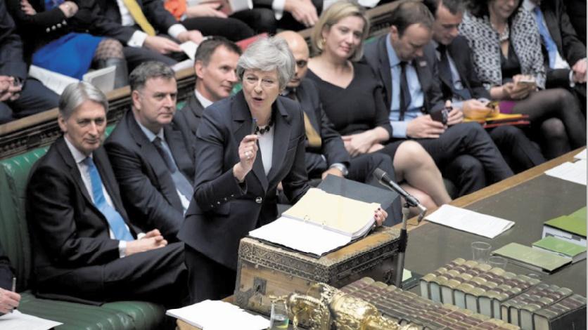 Les députés britanniques en quête d'une alternative à l'accord sur le Brexit