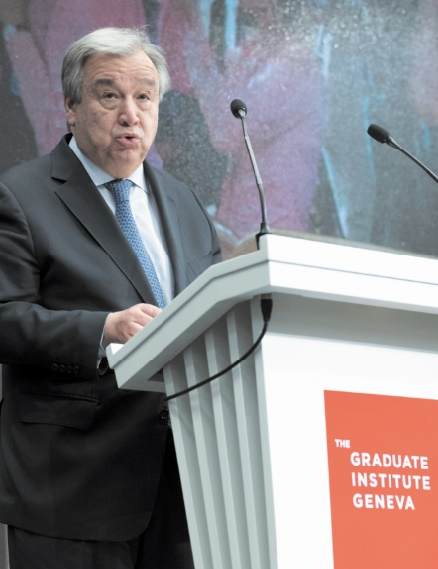 Antonio Guterres : Une solution est possible au Sahara