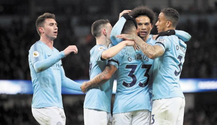 Premier League : Manchester City reprend les commandes