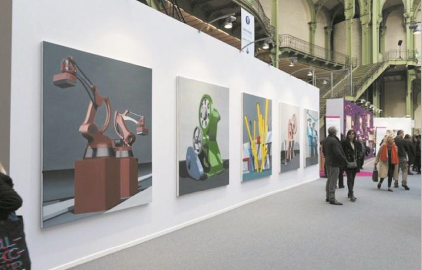 Participation remarquée du Maroc à la Foire d'art contemporain de Paris