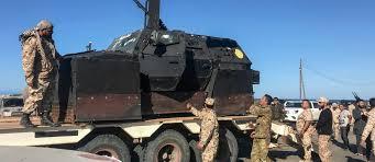 """Sarraj met en garde contre une  """"guerre sans gagnant"""" en Libye"""