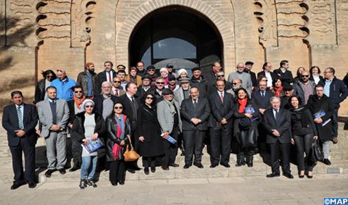 Le Maroc connaît une dynamique artistique très importante