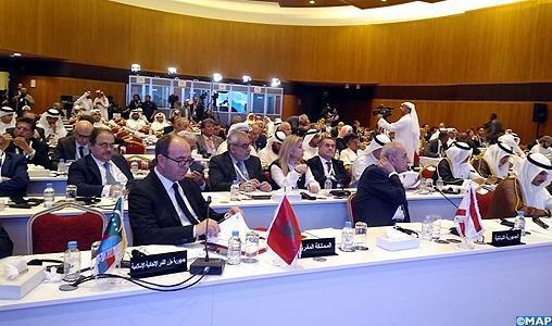 Le Parlement marocain propose la création d'un mécanisme international de protection du peuple palestinien