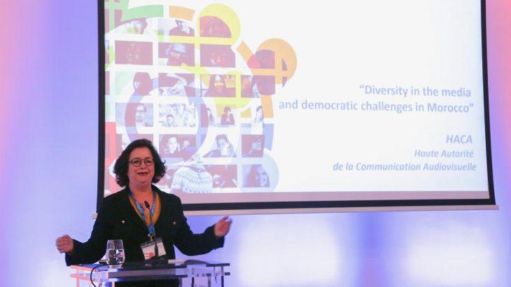 Latifa Akharbach : La promotion de la diversité tire sa force de la Constitution