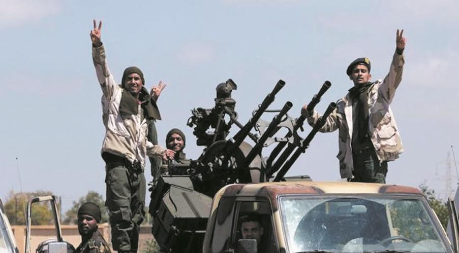 Khalifa Haftar poursuit son offensive sur Tripoli