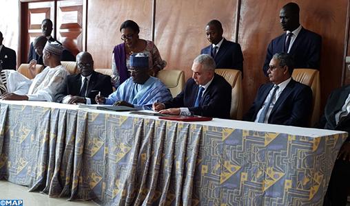 Le Maroc et le Cameroun se donnent la main