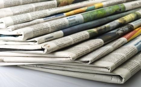 La numérisation  aiguillonne  la presse écrite  traditionnelle