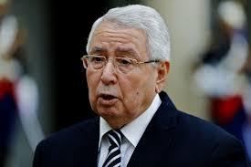 Qui est Abdelkader Bensalah, le président par intérim de l'Algérie ?