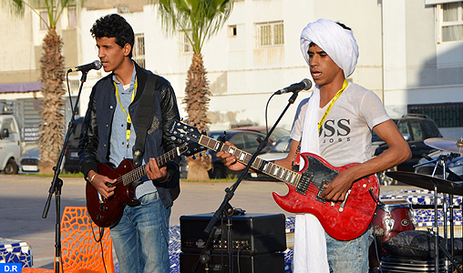 Festival Talguit'art, entre préservation du patrimoine local et promotion d'un Maroc ouvert
