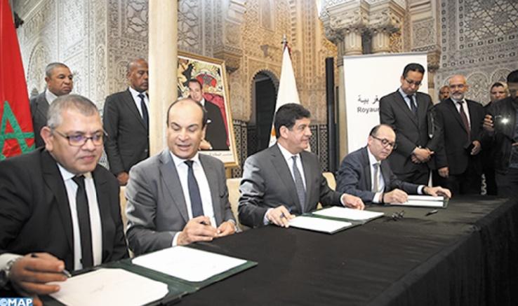 Prochaine création de la zone industrielle à Sidi Bernoussi