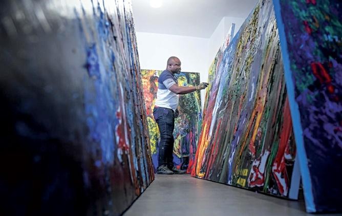 """""""Prête-moi ton rêve'', une exposition panafricaine itinérante"""