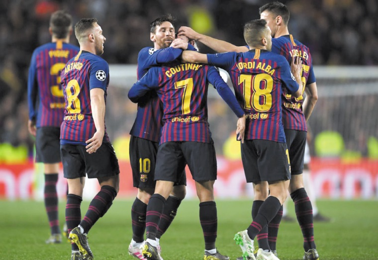 Liga : La semaine du titre pour le Barça