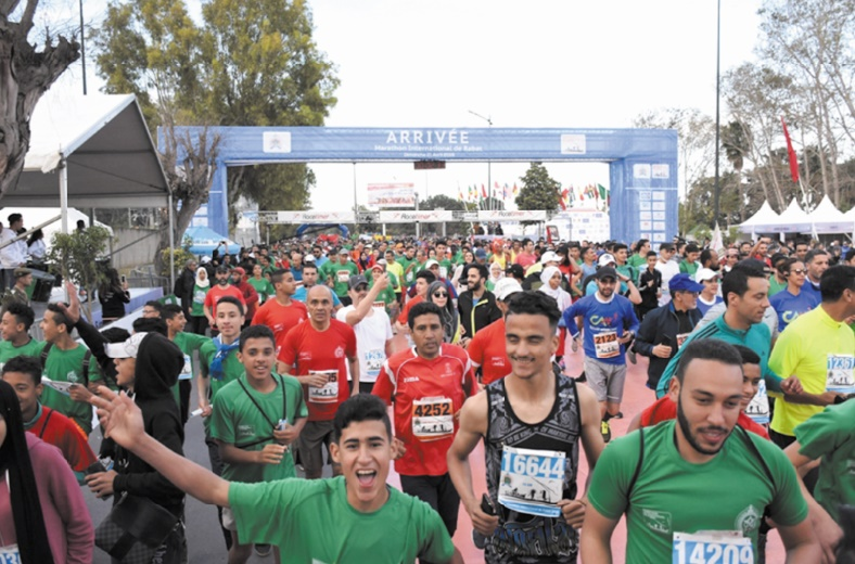 Marathon de Rabat : Deux nouveaux records et une bonne prestation des Marocains