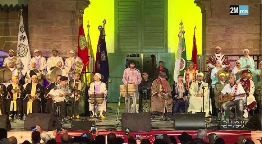 Clôture en beauté du Festival de la culture Aissaoua