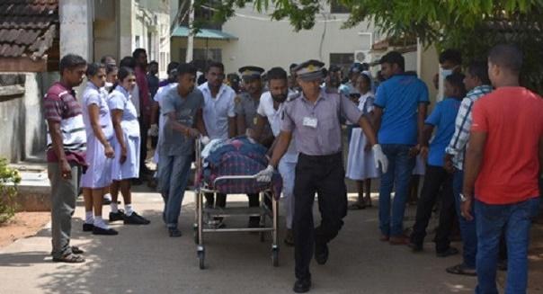 Une Marocaine blessée au Sri Lanka