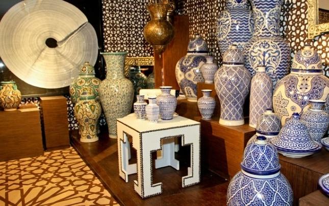 Hausse des exportations marocaines d'artisanat