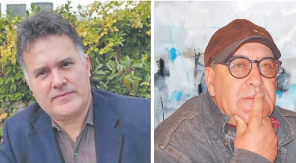 Fouad Laroui et Abdellah Dibaji présents aux journées culturelles d'Azemmour