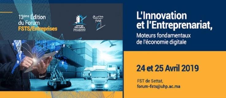 Le Forum FST-Entreprises, un espace d'échange entre chercheurs universitaires et entreprises