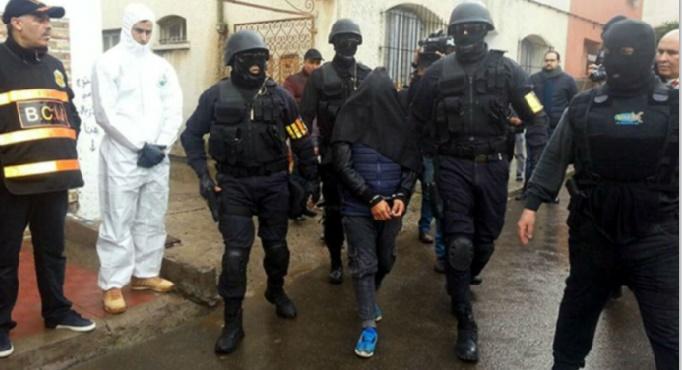 Une nouvelle cellule terroriste démantelée par le BCIJ Arrestations à Salé et Dakhla