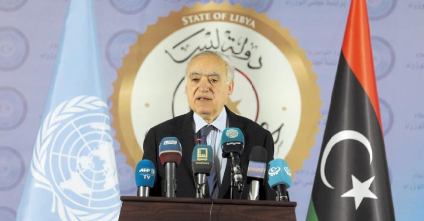 L'envoyé spécial de l'ONU en Libye espère une avancée dans ses contacts avec les belligérants